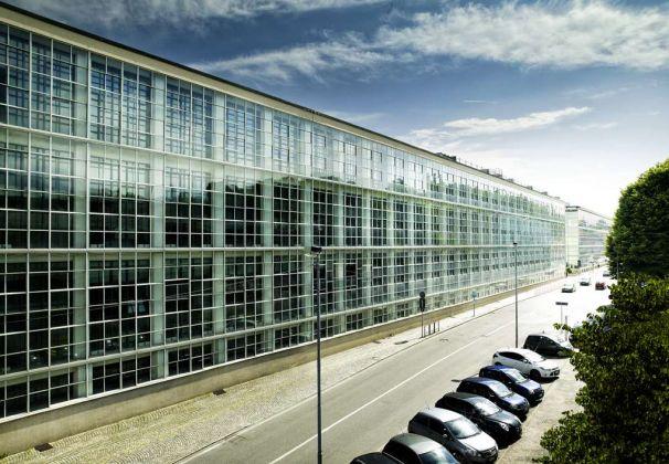 Città industriale di Ivrea. Foto tratta dal sito www.ivreacittaindustriale.it