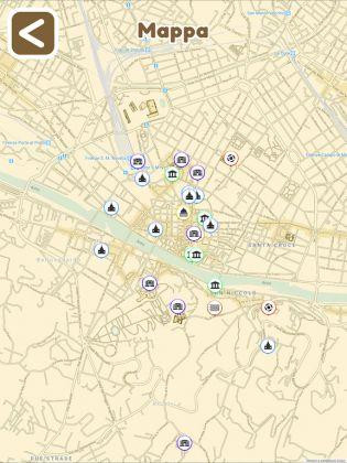 Una app per conoscere la storia di Firenze