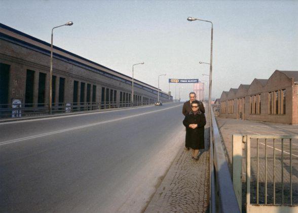 Luigi Ghirri, Modena, 1972 @Archivio Luigi Ghirri, courtesy Matthew Marks Gallery