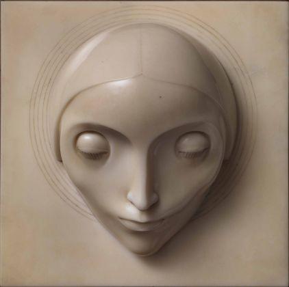 Adolfo Wildt, La concezione, 1921. Collezione Merlini