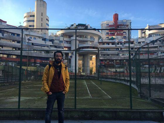 Aldo Loris Rossi, Complesso residenziale Piazza Grande. Photo Gianluca Palma