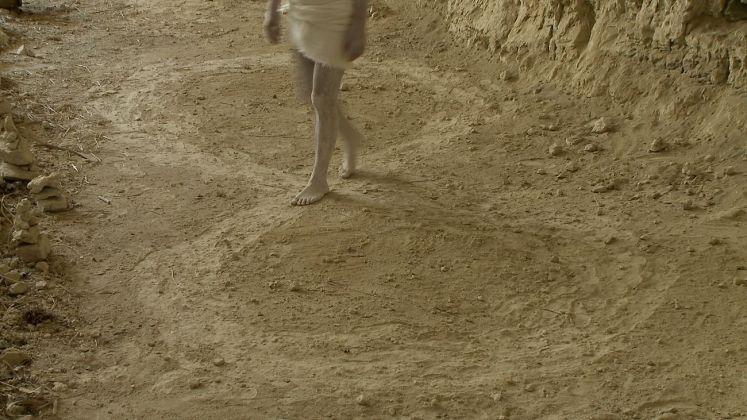 Alessandro Giampaoli, Symbolum, 2018. Still da video