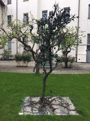 Alik Cavaliere, L'albero, 1967 79. Centro Artistico Alik Cavaliere