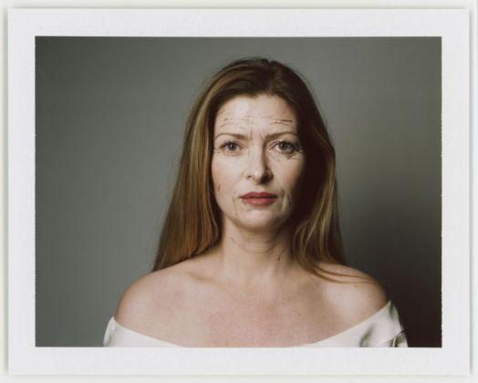 Andi Kacziba, 06 Polaroid. Courtesy Raffaella De Chirico Arte Contemporanea, Torino