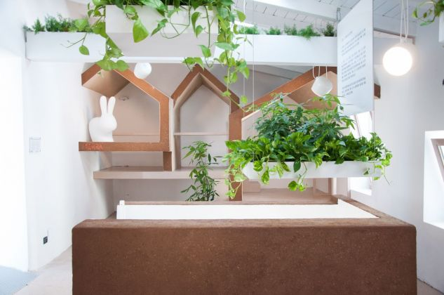 Andrea Bartoli, Farm Cultural Park, Favara. Spazio dedicato a SOU, la Scuola di architettura per bambini