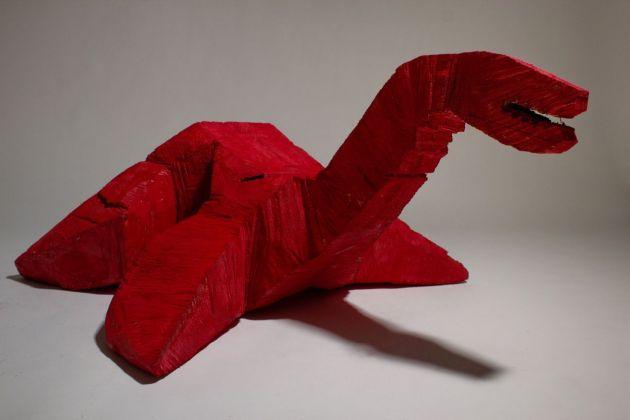 Andrea Puxeddu, Dinosauro, 2017