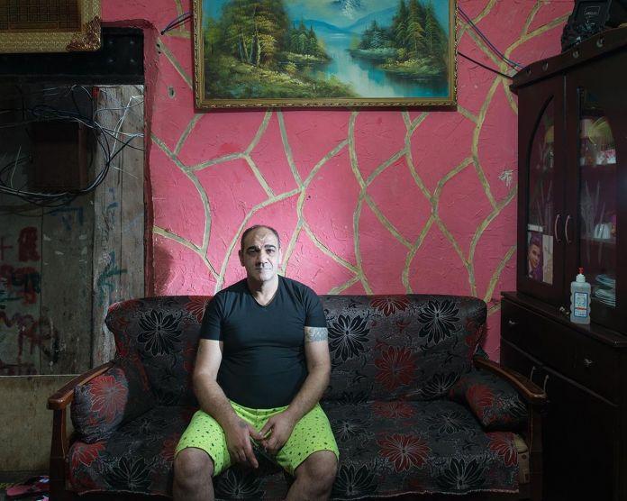 Armando Perna, The Twilight World, 2014 in corso, Shatila, Beirut