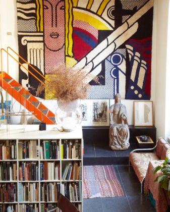Casa studio Aulenti, sede dell'Archivio Gae Aulenti