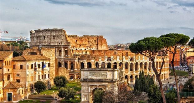 Colosseo e Fori Imperiali, Roma - ph. Pixabay