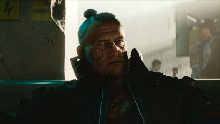 Cyberpunk 2077. A gun for hire