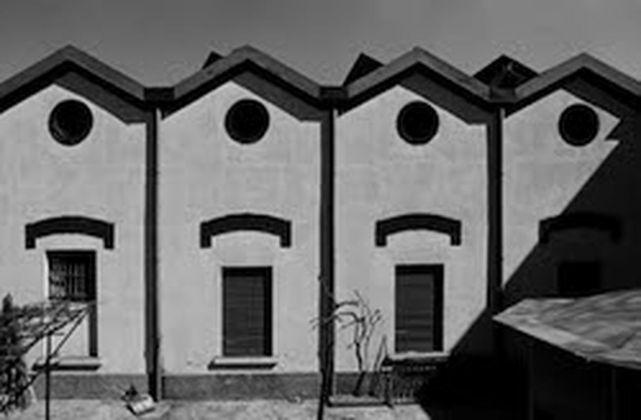 Dalla serie 1978-1980 Milano. Ritratti di fabbriche © Gabriele Basilico Archivio Gabriele Basilico, Milano