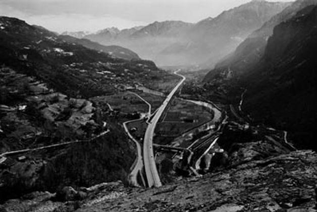 Dalla serie 1991 Valle d'Aosta© Gabriele Basilico Archivio Gabriele Basilico, Milano