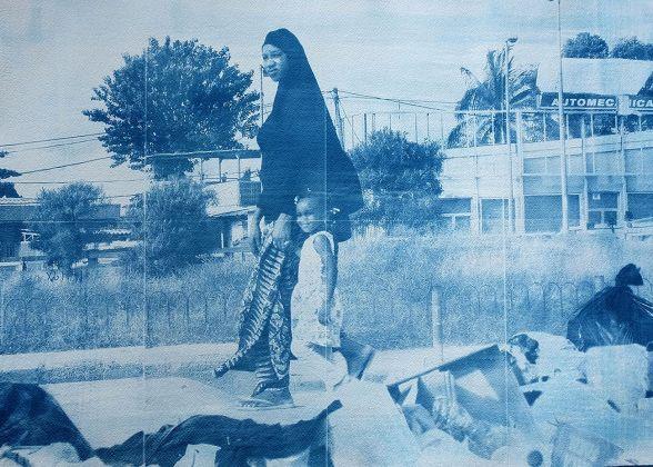 Delio Jasse, Cidade em movimento, 2016. Courtesy the artist & Tiwani Contemporary
