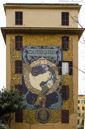 Diamond, Hic sunt adamantes, Roma 2015