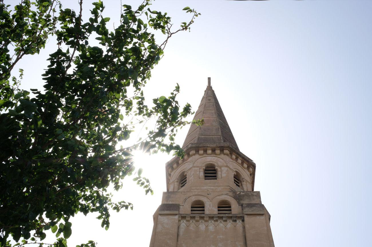 Eglise de l'Aouina, Tunisi