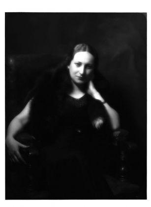 Emilio Sommariva, Ritratto di Fernanda Wittgens, 1936. Milano, Biblioteca Nazionale Braidense, Fondo Emilio Sommariva