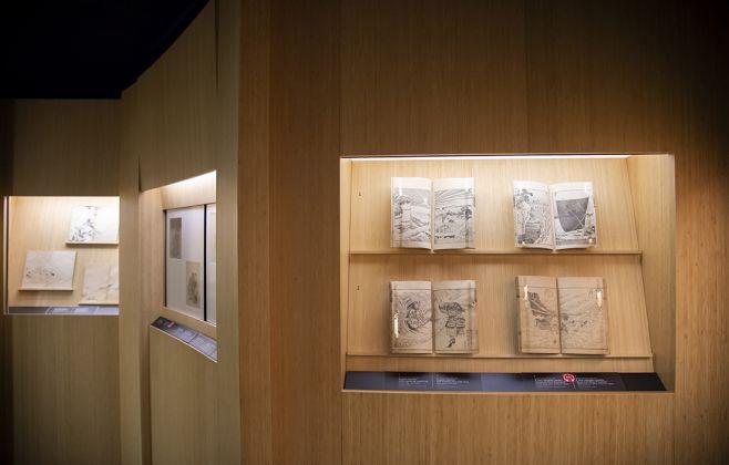 Katsushika Hokusai, foto Fondazione Torino musei – MAO Museo d'Arte Orientale