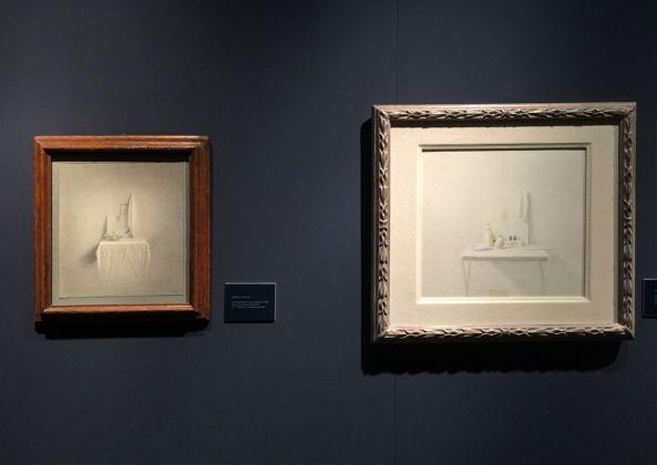 Gianfranco Ferroni. Installation view at Palazzo Mediceo, Seravezza 2018