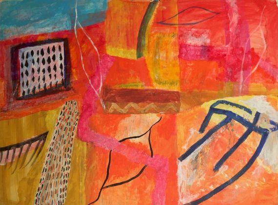 Ignazio Moncada, La lettura, 2002, courtesy FL Gallery, Milano