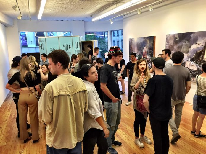 Inaugurazioni nel Lower East Side New York 2015