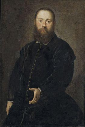 Jacopo Tintoretto, Ritratto di un giovane della famiglia Doria, 1560 ca. Madrid, Museo Cerralbo