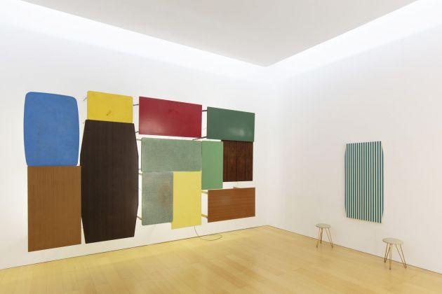 John Armleder, Untitled (FS), 1995 : John Armleder, Ailleurs, 2017