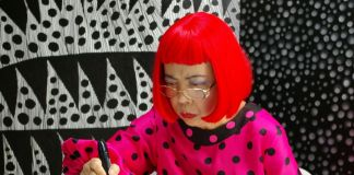 Kusama, Infinity, movie