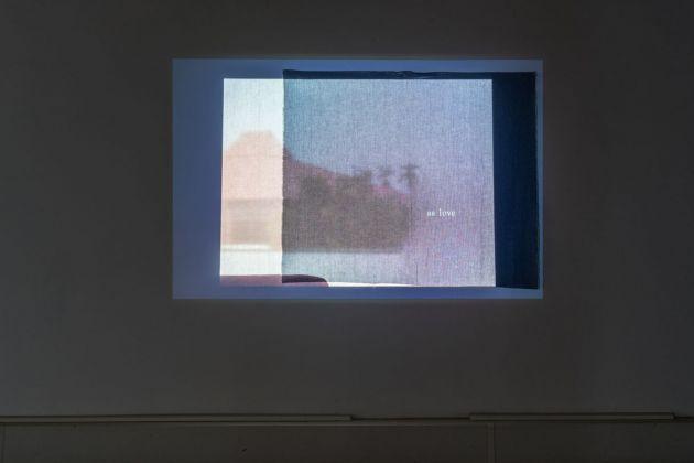Lee Kit, It's all in a game, 2018. Courtesy l'artista e galleria Massimo De Carlo, Milano Londra Hong Kong. Photo OKNOstudio