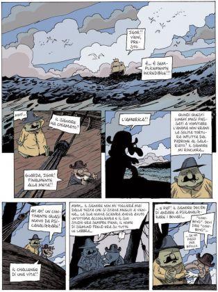 Manu Larcenet, Tempo da cani (Coconino Press, 2018)