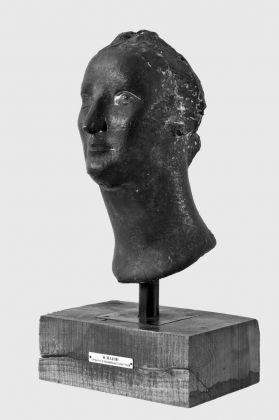 Marino Marini, Ritratto di Fernanda Wittgens, 1948. Collezione privata