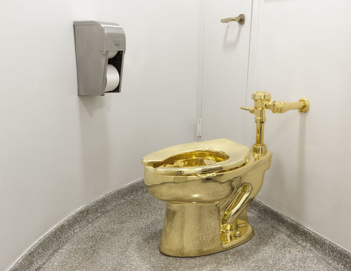 toilette dating Londra