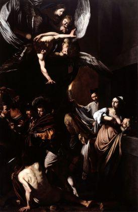 Michelangelo Merisi detto Caravaggio, Le Sette Opere di Misericordia, 1607. Photo © Pedicini