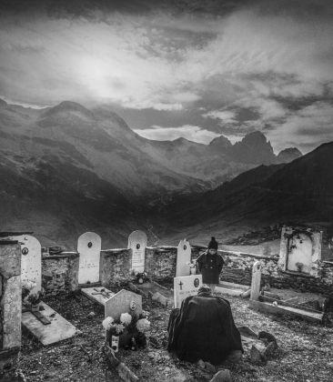 Michele Pellegrino, Santuario di Castelmagno, 1974