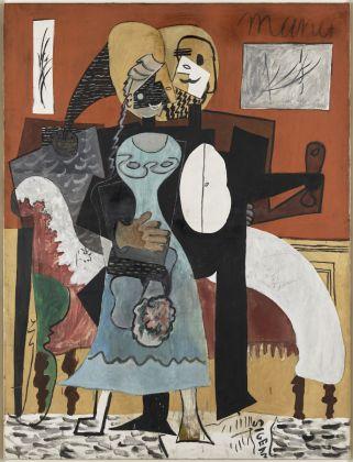 Picasso Pablo (1881-1973). Paris, musée national Picasso - Paris. MP62.