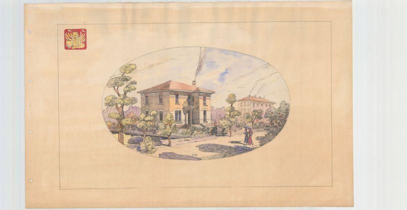 Paolo Bertanza, Case S.I.C. a Marghera, archivio Ater, Venezia