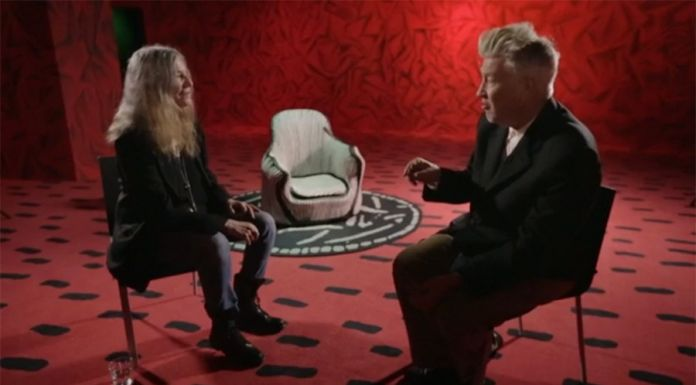 Patti Smith e David Lynch