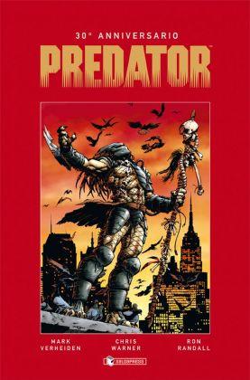 Predator. 30° Anniversario (SaldaPress, Reggio Emilia 2018)