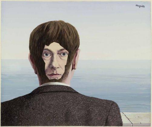 René Magritte_ La maison de verre, 1939. Museum Boijmans Van Beuningen, Rotterdam, photo Studio Tromp ©René Magritte by SIAE 2018