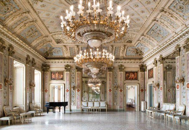 Ridotto Teatro Sociale Como_Sala Bianca