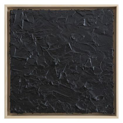 Roberto Coda Zabetta, Untitled 38 (black#000000), 2017. Courtesy Annet Gelink Gallery