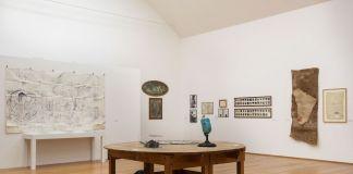 Rosanna Chiessi. Pari&Dispari. Exhibition view at MAMbo, Bologna 2018
