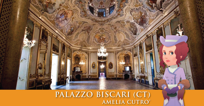 Sicily Histories, Palazzo Reale Catania