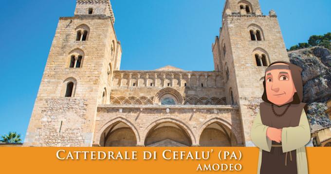 Sicily Histories, Cattedrale di Cefalù