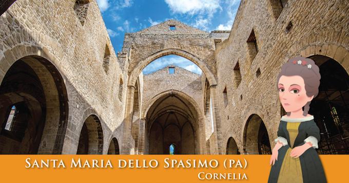Sicily Histories, Santa Maria dello Spasimo