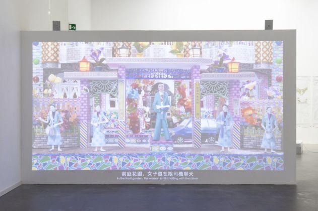 Tell me a Story. Exhibition view at Fondazione Sandretto Re Rebaudengo, Torino 2018. Photo credit Giorgio Perottino