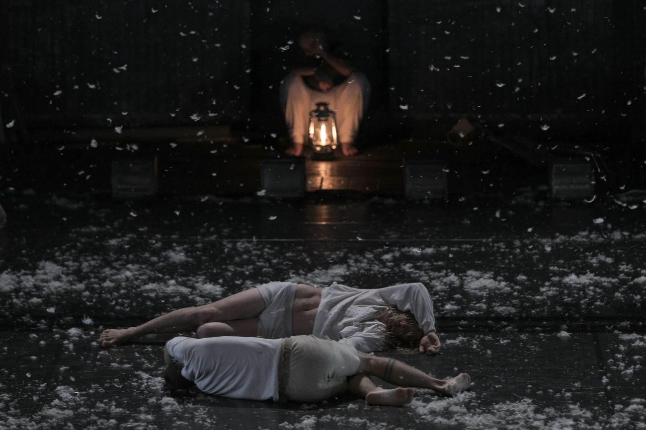 Ultima Vez, In Spite of Wishing and Wanting. Teatro Bellini, Napoli 2018