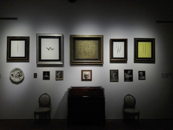 Una collezione italiana. La raccolta Merlini. Exhibition view at Palazzo Fortuny, Venezia 2018