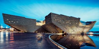 V&A Dundee, dicembre 2017. Photo © RossFraserMcLean
