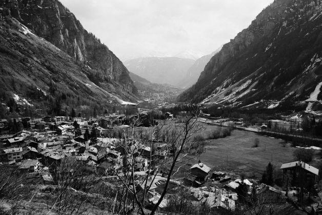 Val d'Aosta 1991 © Gabriele Basilico Archivio Gabriele Basilico, Milano