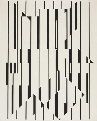 Victor Vasarely Altai III, 1955–1958 © Fondation Gandur pour l'Art, Genève Photo Sandra Pointet
